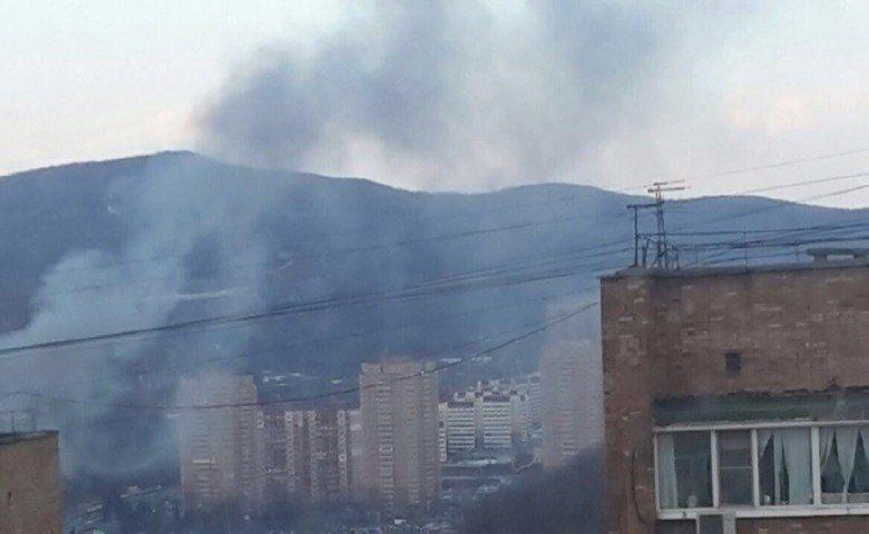Жители Владивостока задыхаются от дыма