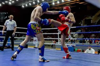 Фото: предоставлено организаторами   Семь золотых медалей завоевала сборная Приморья по кикбоксингу