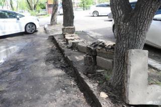 Фото: adm-ussuriisk.ru | В Уссурийске стартовали ремонтные работы на улице Пушкина