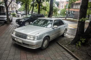 Фото: PRIMPRESS | Погоня за «лайками» обернулась неудачей: правосудие настигло «мастера парковки» из Приморья в соцсетях