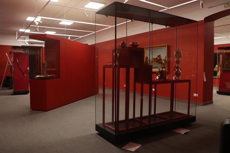 Во Владивостоке готовится к открытию выставка уникальных экспонатов из собрания Музеев Московского Кремля