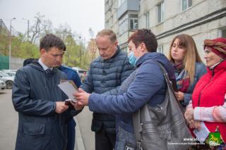 Фото: Анастасия Котлярова / vlc.ru   Во Владивостоке продолжаются проверки работы управляющих компаний
