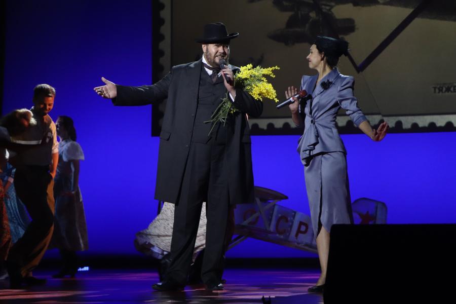 Театр им. М. Горького представил репертуар на июнь 2021 года