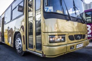 Фото: PRIMPRESS | Приморцы могут сэкономить на проезде с помощью карты Mastercard от Примсоцбанка