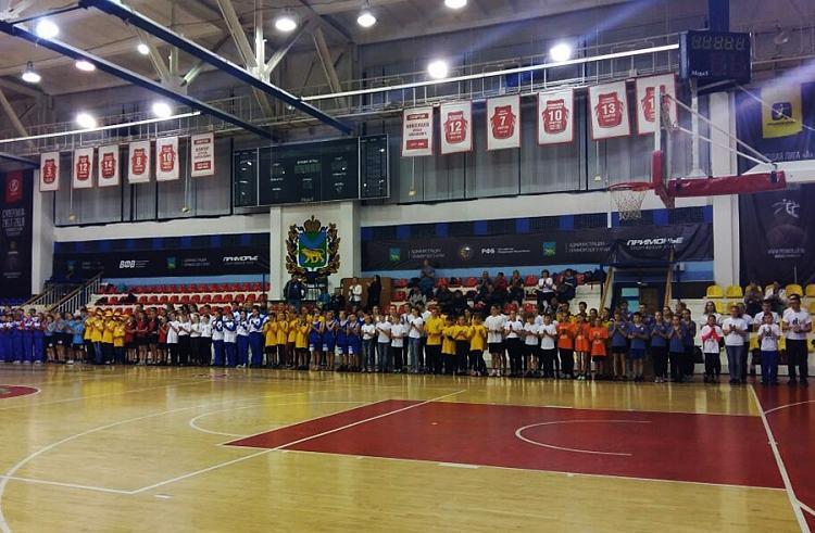 Фестиваль «Вперед ВФСК ГТО» завершился во Владивостоке