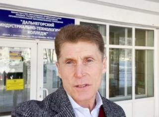 Фото: скриншот kozhemiako.oleg | «С сегодняшнего дня отменяется»: Олег Кожемяко обратился к жителям Приморья