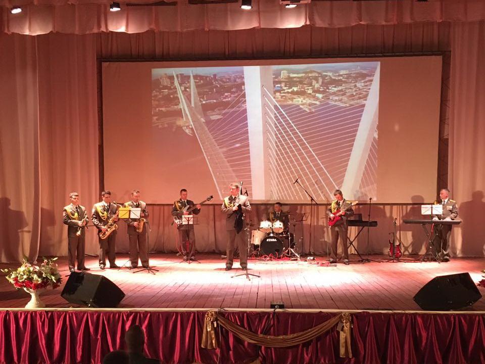 Оркестр Росгвардии Приморья представит Дальний Восток на всероссийском конкурсе