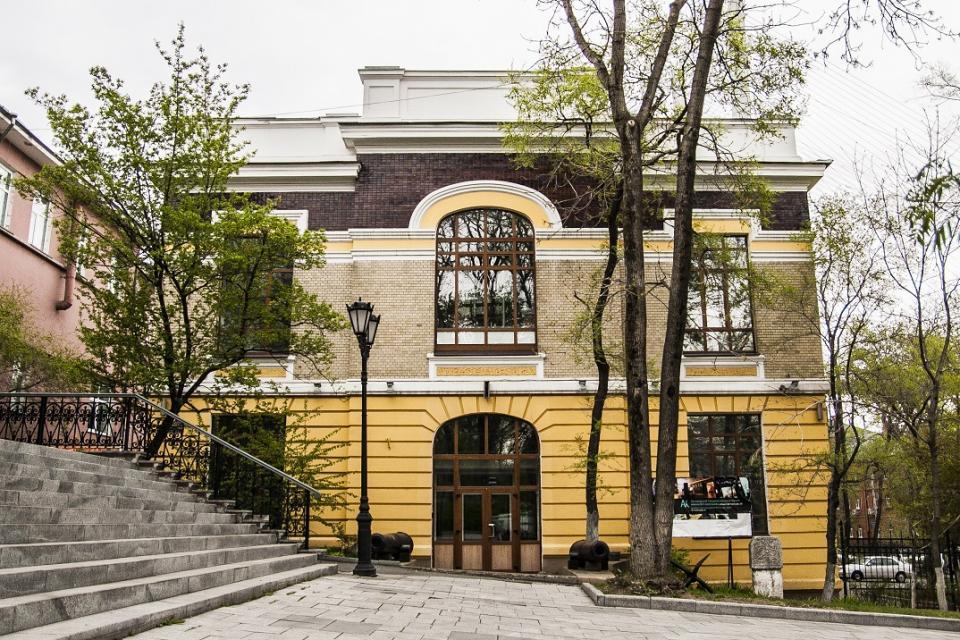 10 фактов о музеях Владивостока
