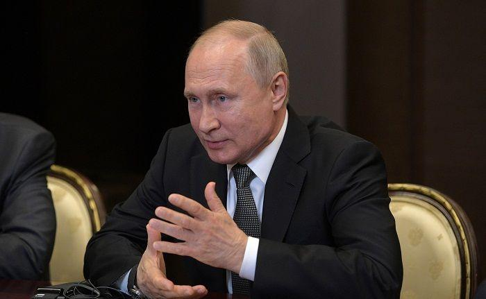 Владимир Путин: «В лесной отрасли ужасное воровство»