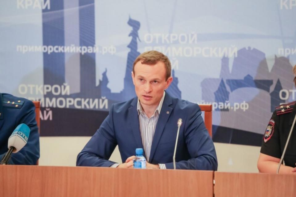 Бывший вице-губернатор Приморья стал советником ректора ВГУЭС