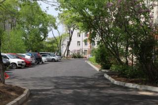 Фото: adm-ussuriisk.ru   В Уссурийске появился еще один благоустроенный двор