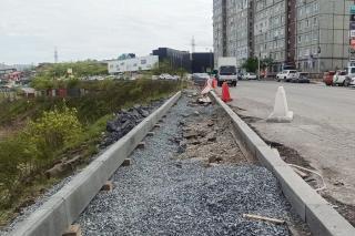 Фото: Анастасия Котлярова | Владивостокцам рассказали о комплексном ремонте дорог в разных районах города