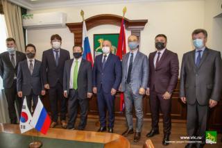 Фото: Анастасия Котлярова / vlc.ru | Во Владивостоке обсудили инвестиционные проекты корпорации КТ