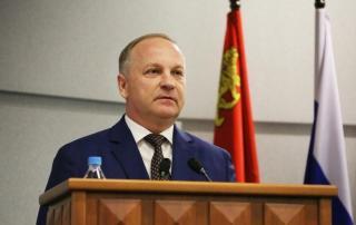 Фото: vlc.ru   Официально: мэр Владивостока Олег Гуменюк покидает свой пост