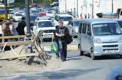 Раскопки в центре Владивостока завершились раньше срока