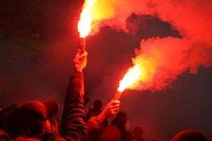 Армавирцев оштрафовали за фаеры во время игры с «Лучом»