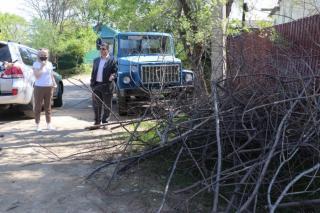 Фото: adm-ussuriisk.ru | В одном из микрорайонов Уссурийска за сезон заасфальтируют около трех километров дорог