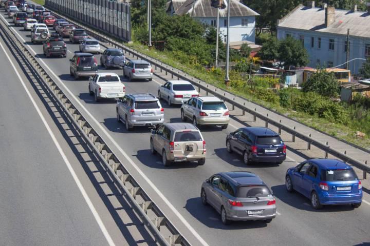 В Приморье на 32% снизилось количество ДТП