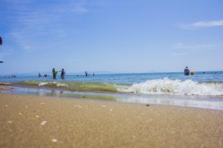 Фото: Анна Шеринберг / PRIMPRESS   По-летнему жаркая погода сохранится в Приморье завтра