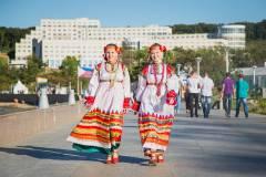На острове Русском стартовал «День путешественника»