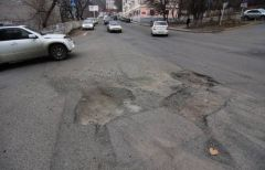 На идеальные дороги Владивостоку просто не хватает денег