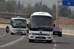 Китайские автобусы Yutong начнут собирать в Приморье
