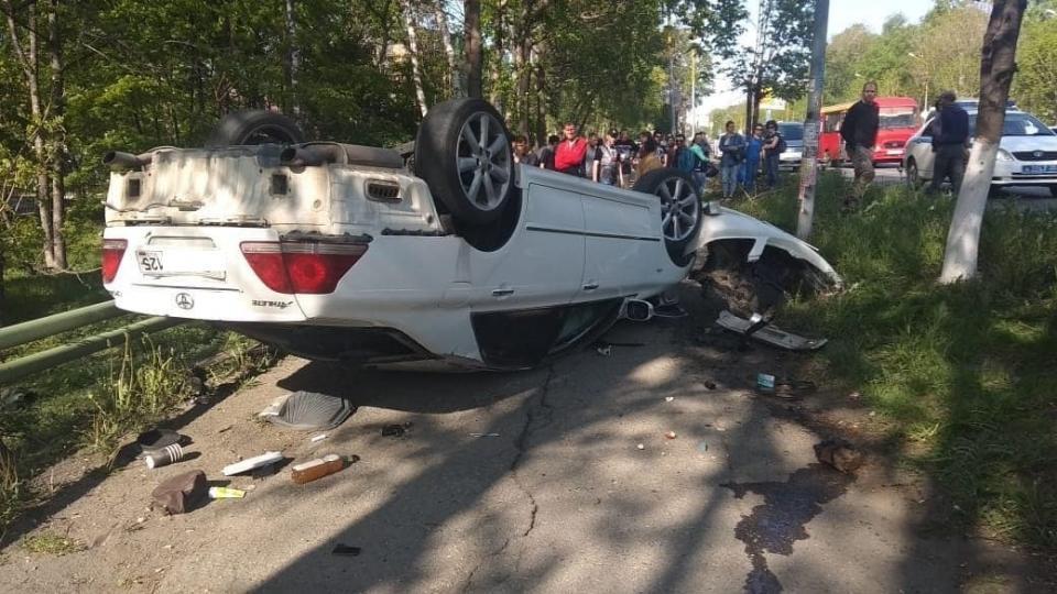 Неожиданное продолжение ДТП с пьяным сыном депутата в Приморье