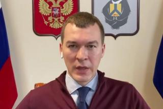 Фото: Instagram/degtyarev_info | «Хватит уже»: Дегтярев сделал жесткое заявление о Владивостоке и Приморье