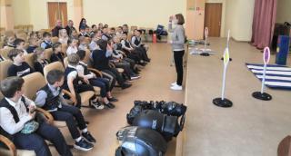 Фото: «Единая Россия»   Юные приморцы повторяют правила безопасного поведения в летний период