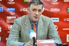 Евгений Кисурин покинул пост главного тренера БК «Спартак-Приморье»
