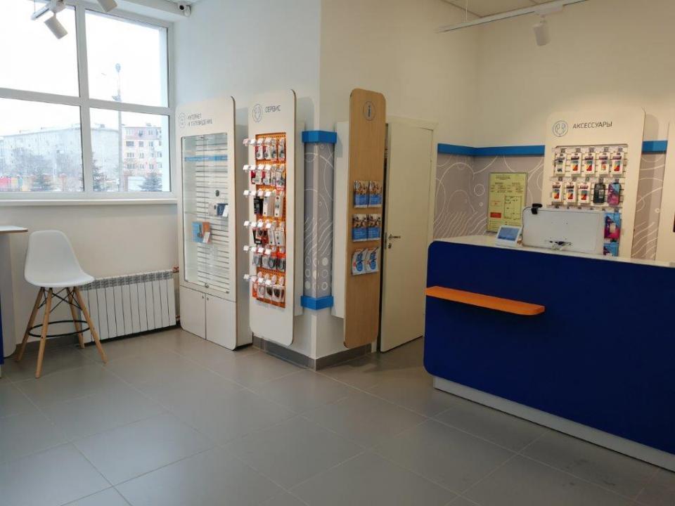 «Ростелеком» открыл мультисервисный центр продаж и облуживания в  Фокино
