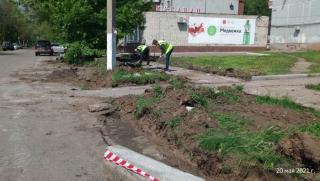 Фото: adm-ussuriisk.ru   В Уссурийске на девяти улицах ведется дорожный ремонт
