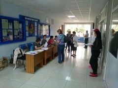 Сегодня в Приморье проходит предварительное голосование по выборам кандидатов в депутаты