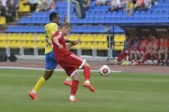 Приморские футболисты сохранили место в ФНЛ
