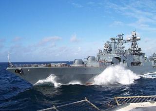 Фото: Минобороны РФ | Тихоокеанский флот получит корабль с особым оружием