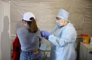 Фото: PRIMPRESS | В России готовят большой проект по принуждению к вакцинации от COVID-19