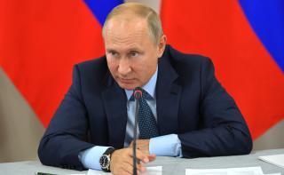 Фото: пресс-служба Кремля | Путин не согласился с тем, что ему рассказали о Приморье