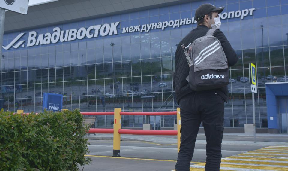 Как я путешествовал по Дальнему Востоку и Сибири во время эпидемии коронавируса