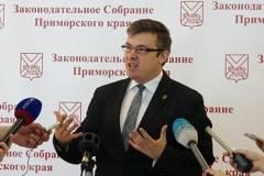 Депутат из Приморья перейдет на работу в Госдуму