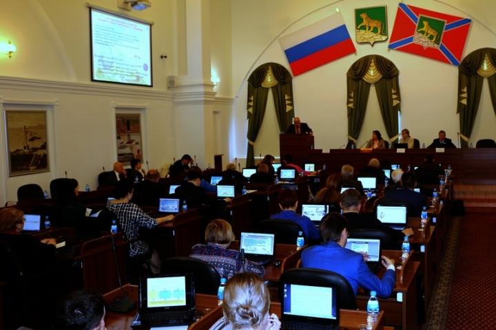 Депутаты Владивостока обнародовали сведения о доходах