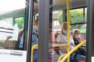 Фото: adm-ussuriisk.ru   Рейды по соблюдению масочного режима в общественном транспорте продолжаются в Уссурийске
