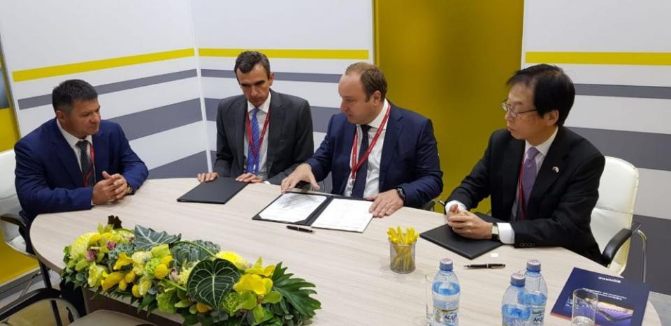 Японская корпорация Marubeni и «Терминал Астафьева» подписали межгосударственный меморандум