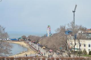 Фото: PRIMPRESS | «Там три дня подряд убивают»: что происходит на главной набережной Владивостока