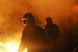 Фото: 25.mchs.gov.ru | Озвучены детали страшного пожара на заводе в Уссурийске