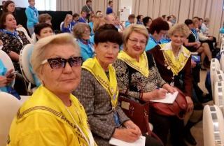 Фото: Администрация Приморского края | Наталья Кокорева: «Благодаря поддержке властей мы смогли сохранить наши проекты для пенсионеров»