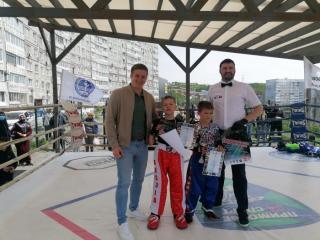 Фото: предоставлено организаторами | Юные кикбоксеры из Владивостока приняли участие в межклубном турнире