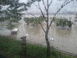 Фото: PRIMPRESS   Названы районы Приморья, которые зальет сегодня днем опасными ливнями