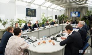 Фото: «Единая Россия» | Предприниматели и «Единая Россия» объединились для формирования экономического блока предвыборной программы партии