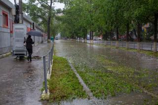 Фото: Татьяна Меель / PRIMPRESS | Вновь осадки: конец недели в Приморье будет дождливым
