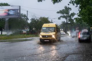 Фото: Татьяна Меель / PRIMPRESS   Очередной циклон испортит погоду в Приморье в пятницу